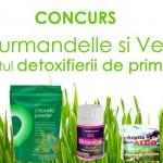 Gourmandelle si Vegis dau startul detoxifierii de primavara concurs