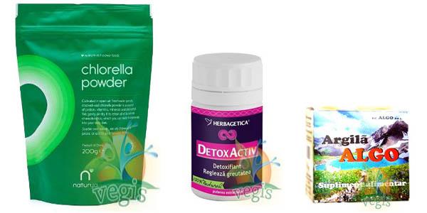 Gourmandelle si Vegis dau startul detoxifierii de primavara