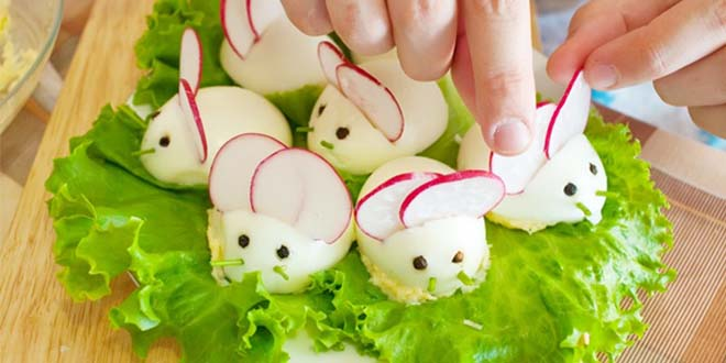 Vegetarian easter menu recipes 15 veg recipes for easter easter bunny eggs forumfinder Image collections