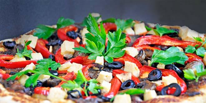 Gluten-Free Tart Veggies Mushrooms Tarta fara gluten ciuperci legume reteta