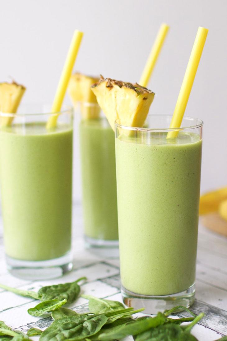 Coconut Tea Green Smoothie