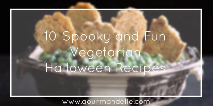 Spooky Fun Vegetarian Halloween Recipes