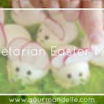 Vegetarian Easter Menu