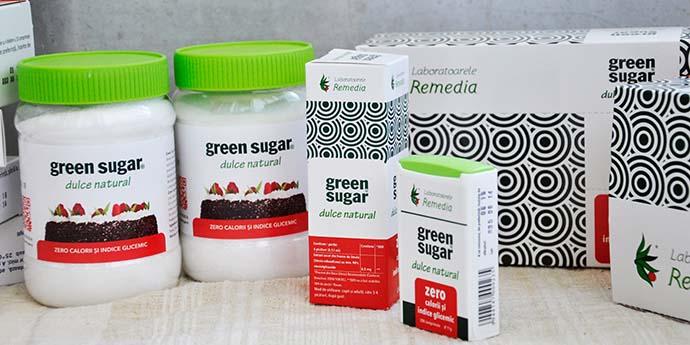 Green Sugar Remedia