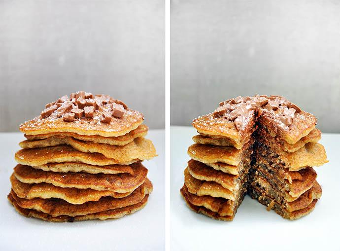 Best Gluten-Free Vegan Pancakes