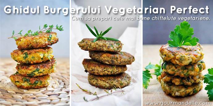 Ghidul Burgerului Vegetarian Perfect