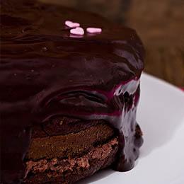 Tort-fara-gluten-cu-banane-si-ciocolata