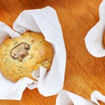 Gluten-Free Savory Muffins with Mushrooms Briose sarate fara gluten cu ciuperci recipe