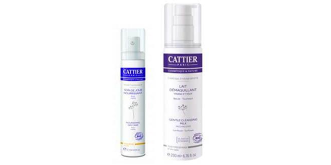 cattier cosmetice bio