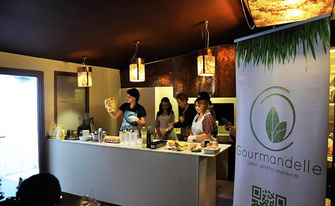 Atelier de gatit fara gluten Schar Gourmandelle Ruxandra Micu (2)