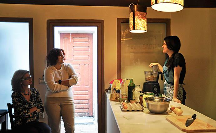 Atelier de gatit fara gluten Schar Gourmandelle Ruxandra Micu (5)