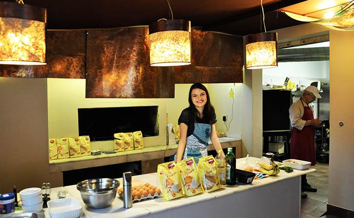 Atelier de gatit fara gluten Schar Gourmandelle Ruxandra Micu