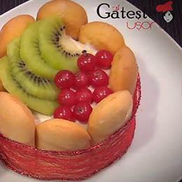 Minitorturi cu Piscoturi si Fructe fara gluten