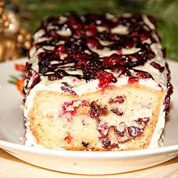 My Blueberries Night Cake – reteta fara gluten