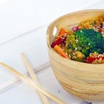 Macrobiotic Stir Fry Veggies Rice recipe