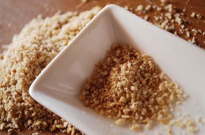 gomasio sesame salt macrobiotic