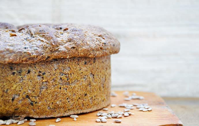 Gluten-Free Rustic Bread