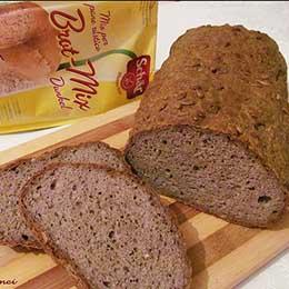 Pâine rustică fără gluten