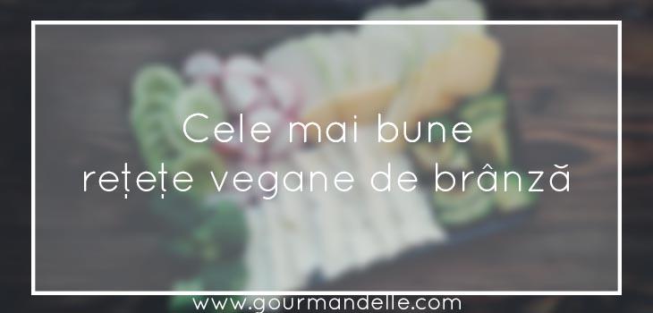 cele mai bune retete vegane de branza vegana
