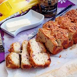 paine fara gluten cu parmezan si ceapa