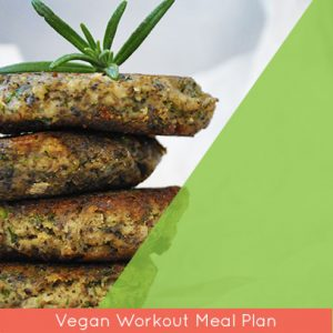 Vegan Workout Meal Plan