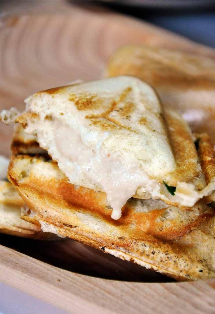 Grilled Vegan Cheese Sandwich