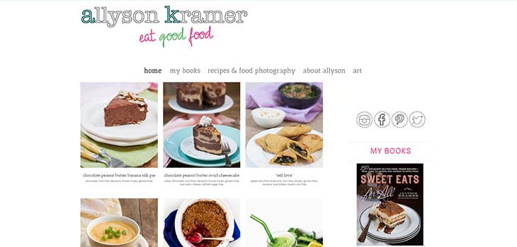 allyson kramer food blog
