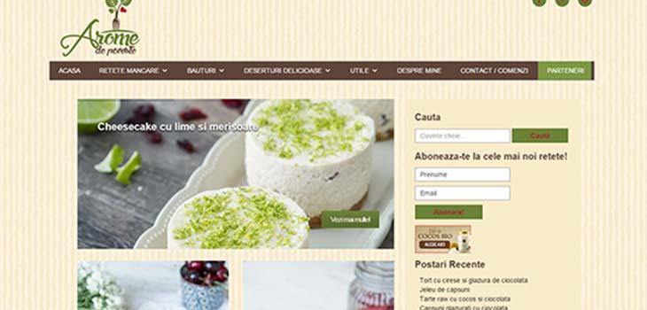 arome de poveste blog vegetarian