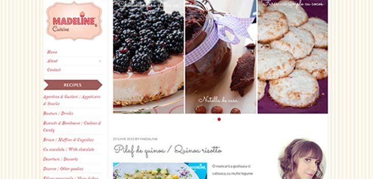 madeline cuisine blog vegetarian