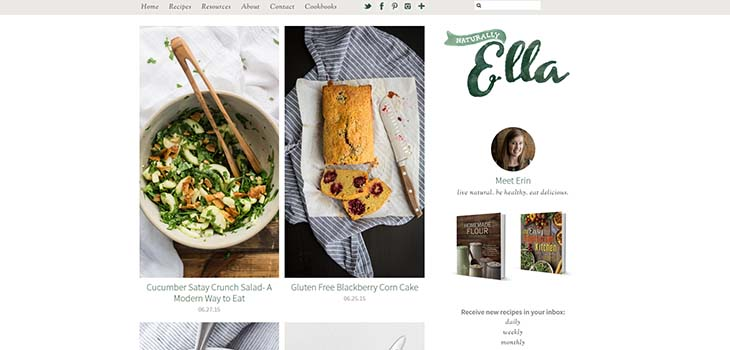 naturally ella food blog