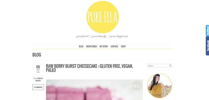 pure ella food blog