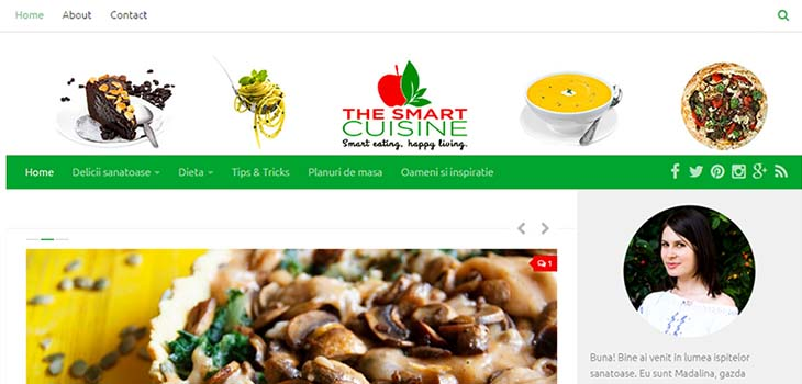 the smart cuisine blog vegetarian