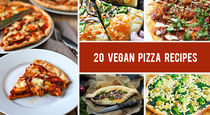 20 Vegan Pizza Recipes That Will Blow Your Mind!