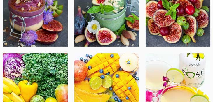 pureveganfood vegan Instagram accounts