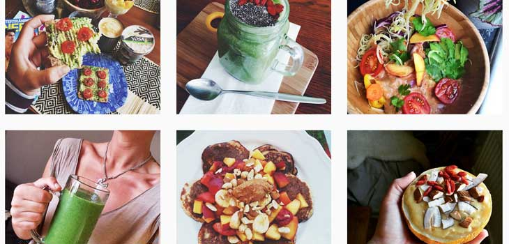 rawveganjourneys vegan Instagram accounts