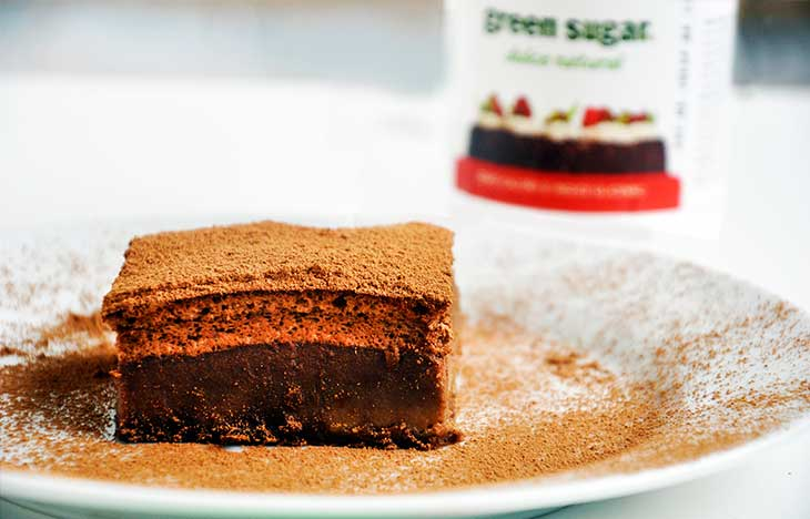 chocolate magic cake chocolate magic custard cake recipe gourmandelle 2883