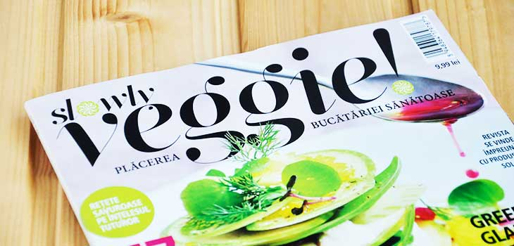 slowly veggie revista retete