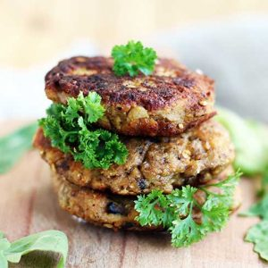 eggplant-fritters-with-mushrooms--chiftele-de-vinete-cu-ciuperci