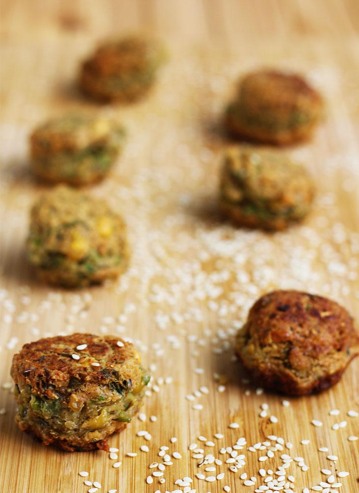 Mini Falafel Bites