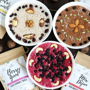 smoothie bowls native box