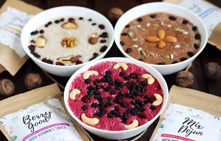 smoothie bowl recipes native box
