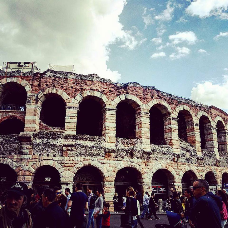 Things to Do in Verona Arena