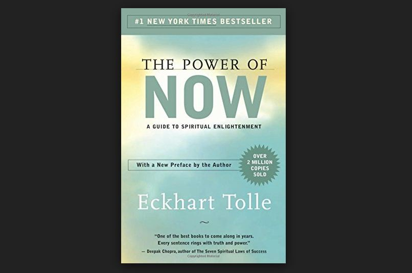 The Power of Now_ A Guide to Spiritual Enlightenment by Eckhart Tolle Motivational Books