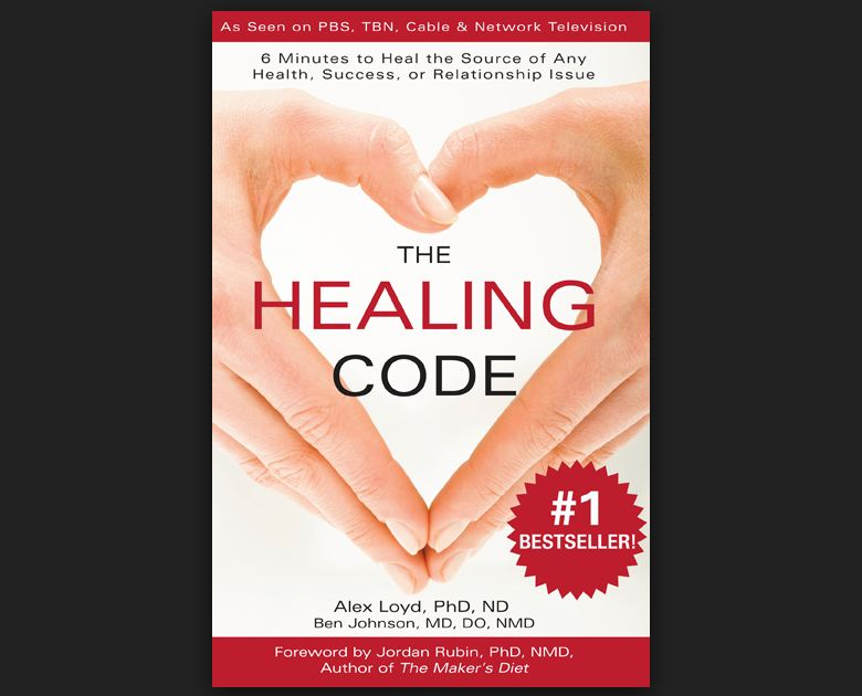 The Healing Code by Alexander Loyd Motivational Books