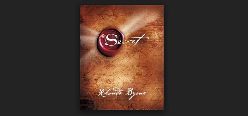 The Secret by Rhonda Byrne Motivational Books