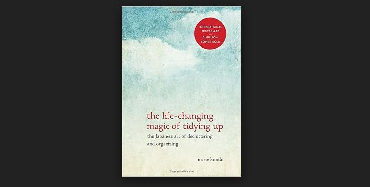 -The Life-Changing Magic of Tidying Up Motivational Books