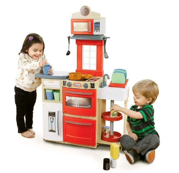 Little Tikes Cook 'n Store Kitchen Playset Best Cooking Toys