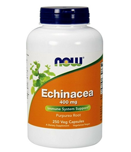 NOW Echinacea Root how to boost your immune system
