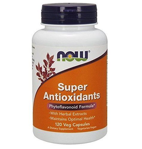 NOW Super Antioxidants how to boost your immune system