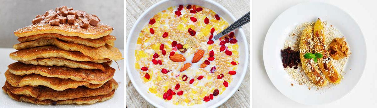 breakfasts meal plan